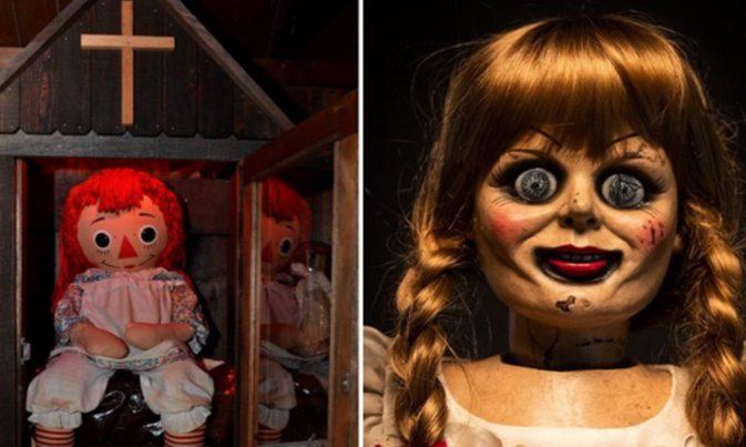 Terror en redes sociales: aseguran que muñeca Annabelle 'escapó' de su museo
