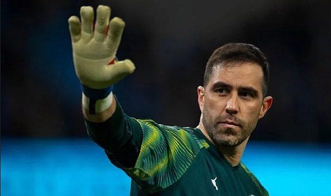 Se acerca a España: figuras del Manchester City despiden del club a Claudio Bravo