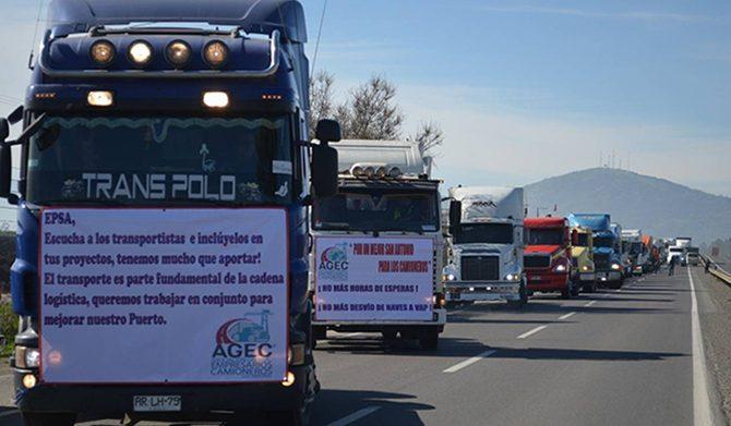 «No vamos a abastecer la nación»: Camioneros da ultimátum a Gobierno y amenaza con paro nacional