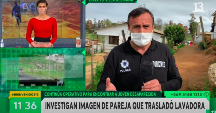 «Dañaron mi dignidad»: perito de TV responde a fiscal de caso Ámbar