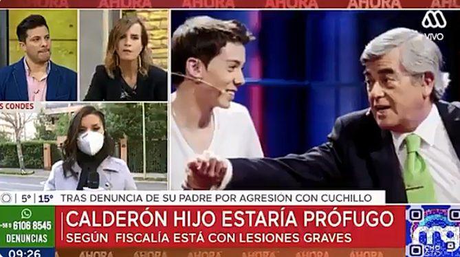Diana Bolocco y el caso de Nano Calderón: «es muy doloroso»