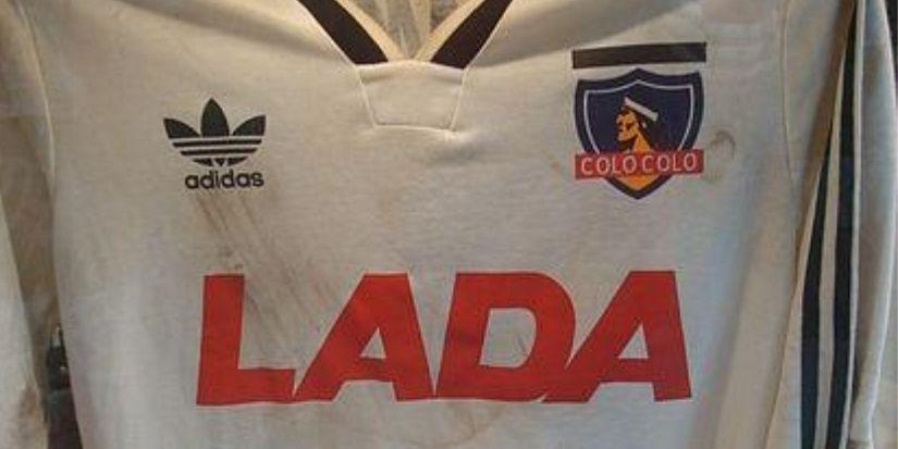 Como en la Libertadores de 1991: Adidas vestirá a Colo-Colo los próximos 6 años