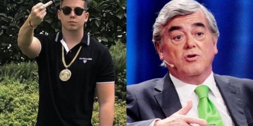 Aseguran que acoso de Hernán Calderón a su nuera detonó agresión de su hijo