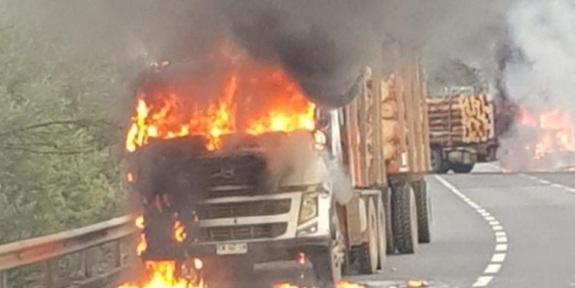 Camioneros no descartan paro y presionan al Congreso por Ley Juan Barrios