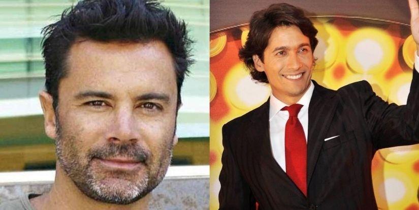 Desclasifican desconocida rivalidad entre Felipe Camiroaga y Rafael Araneda