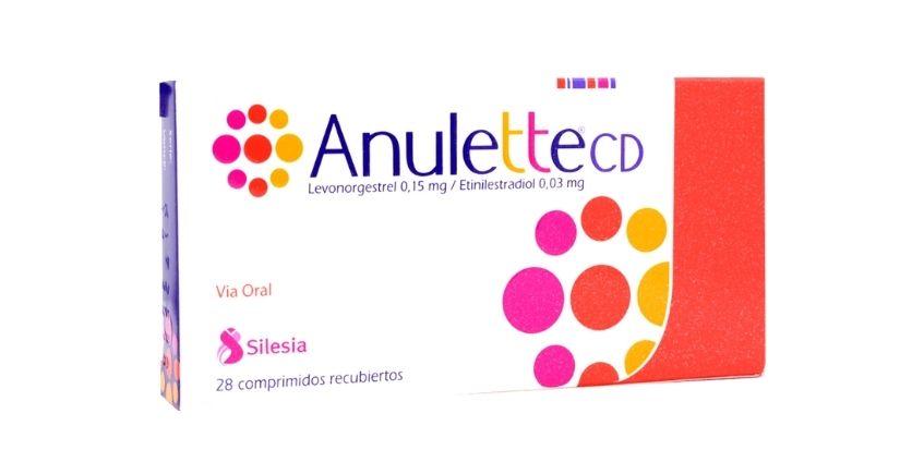 ISP retira del mercado el anticonceptivo Anulette CD por error en empaque