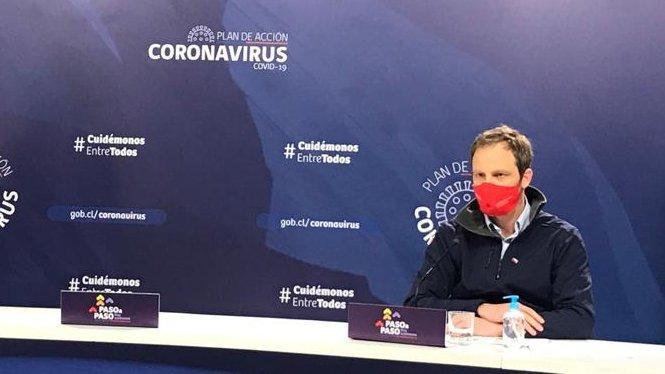 Chile superó los 357 mil contagios totales de Covid-19 tras cifra récord de PCR
