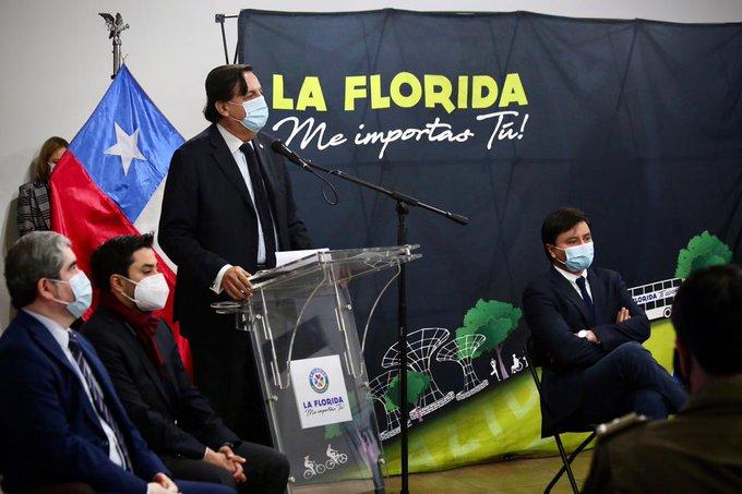 Ministro Pérez remarca necesidad de rechazar violencia en La Araucanía