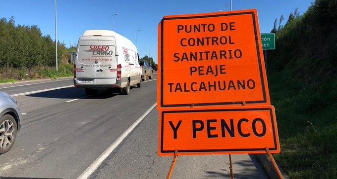 Alcalde de Penco pide terminar cordón sanitario y que se decrete cuarentena