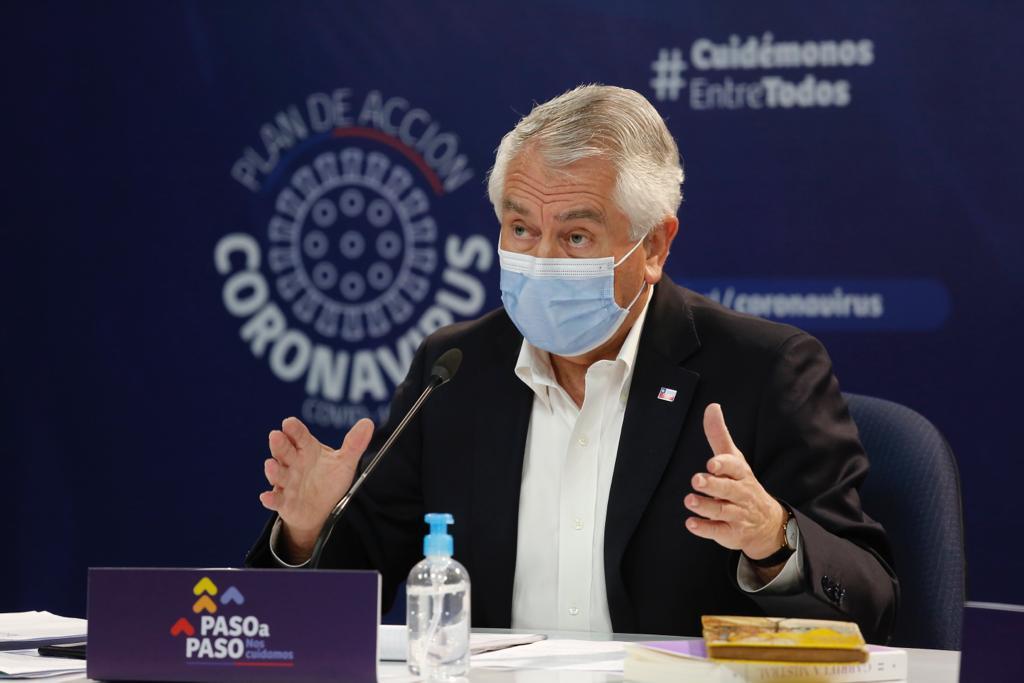 Con récord de PCR en Latinoamérica Minsal entregó reporte diario