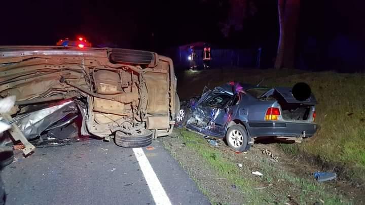 Tres muertos deja violento accidente camino a Parral