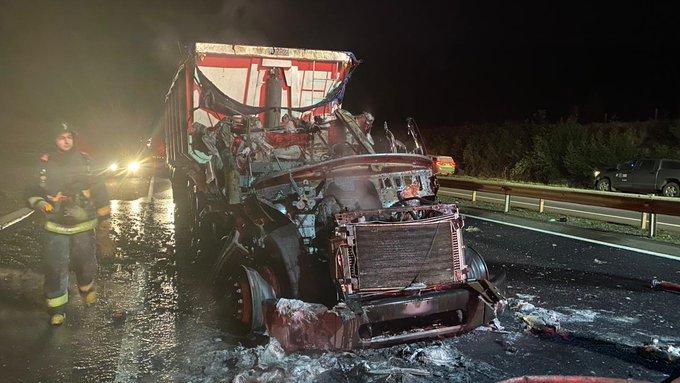 Camioneros confirman inicio de paro indefinido: «No nos miren como enemigos»