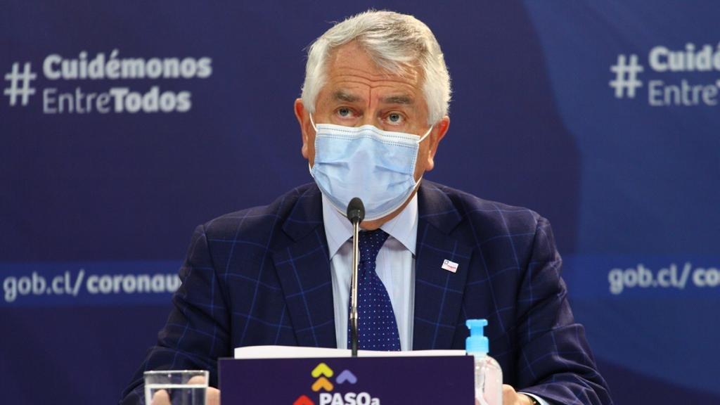 Muertes por Covid en Chile triplican a la población de Antuco: 11º a nivel mundial