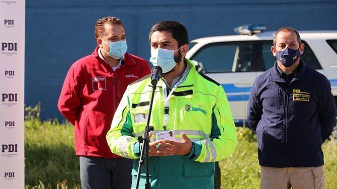 Henry Campos solicita con urgencia a Piñera entrar a cuarentena de fase dos en la zona