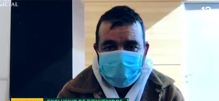 El desahogo de la hija de Hugo Bustamante: «Son un par de enfermos»