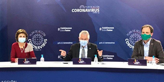 Balance diario Covid-19: casos totales se acercan a los 400 mil y se suman 64 fallecidos
