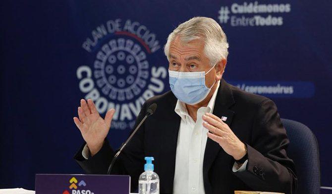 Paris revela nuevo llamado telefónico a Celestino Córdova: «Fue un dialogo muy fecundo»