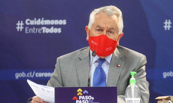 «Le ruego que deje la huelga»: Ministro Paris envía mensaje a Celestino Córdova