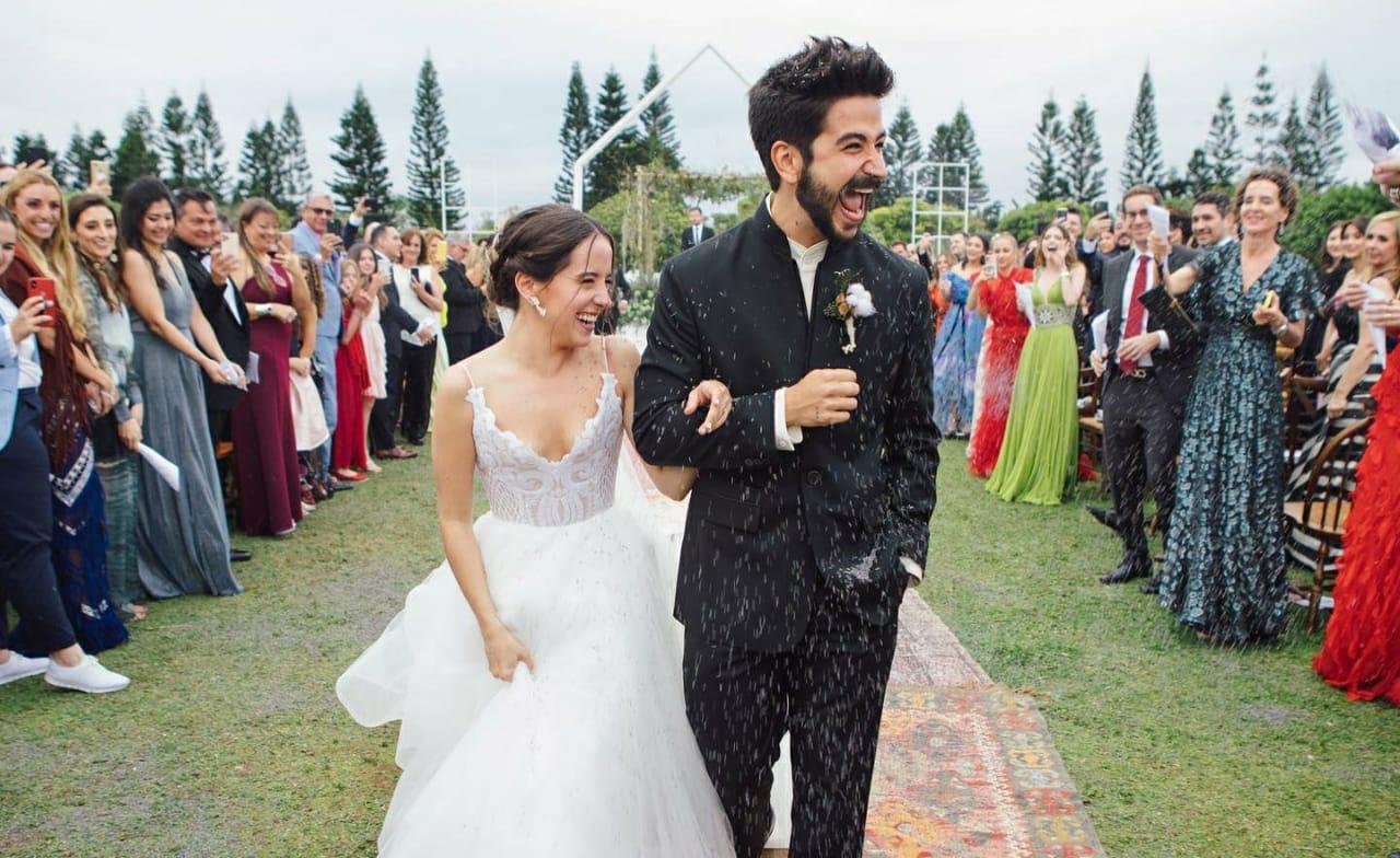 Evaluna Montaner contó por qué decidió llegar virgen al matrimonio