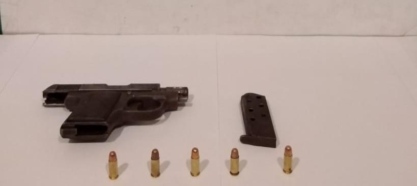 Los Ángeles: fiscalización termina con incautación de pistola y 2 detenidos