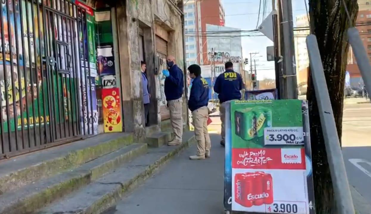 10 detenidos al interior de local penquista que servía alcohol pese a prohibiciones