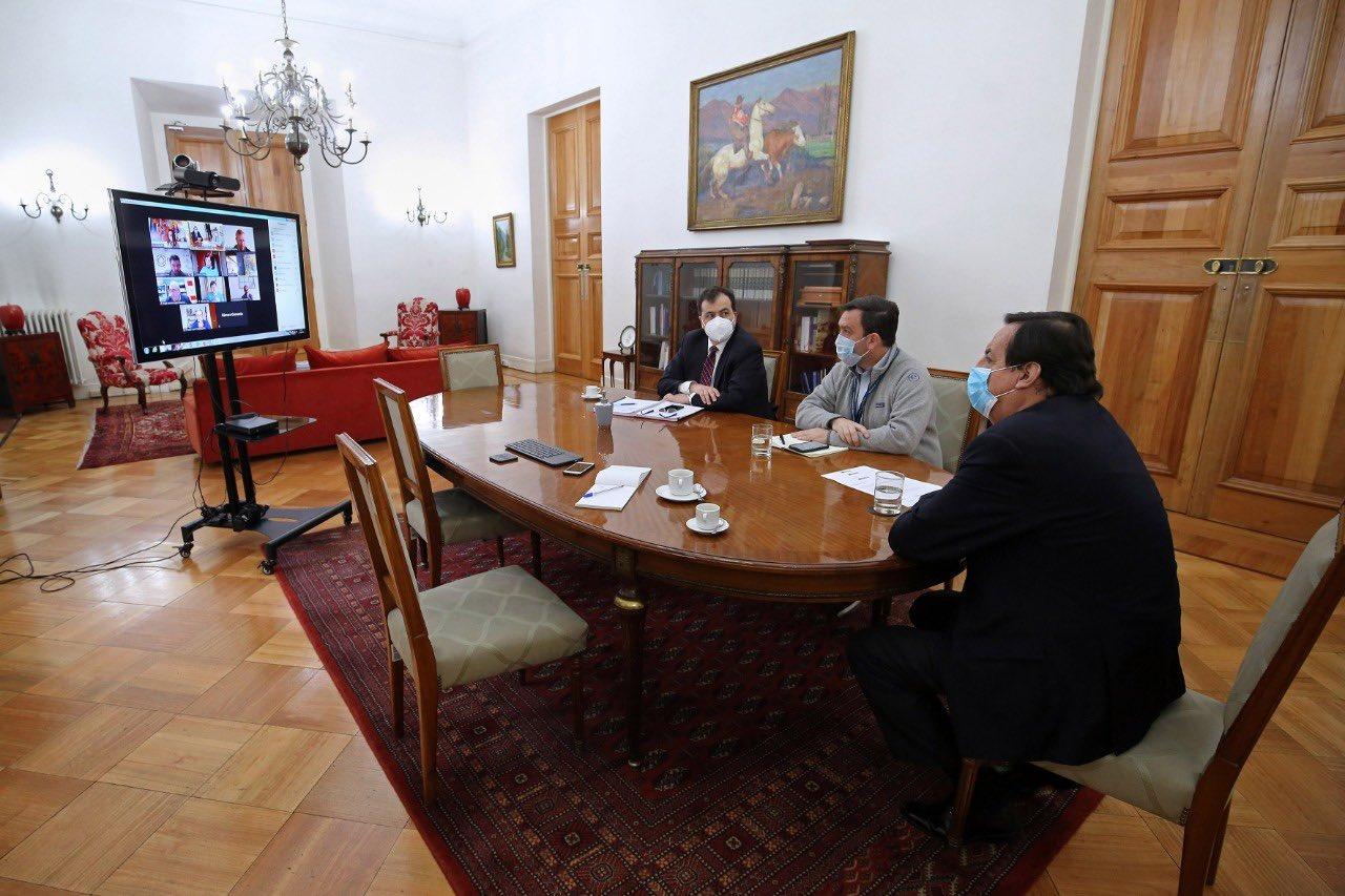 """Multigremial: """"Valoramos ley Juan Barrios, pero no es suficiente»"""
