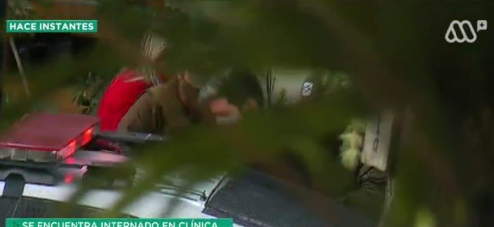 Trasladan a «Nano» Calderón  desde clínica psiquiátrica a Centro de Justicia