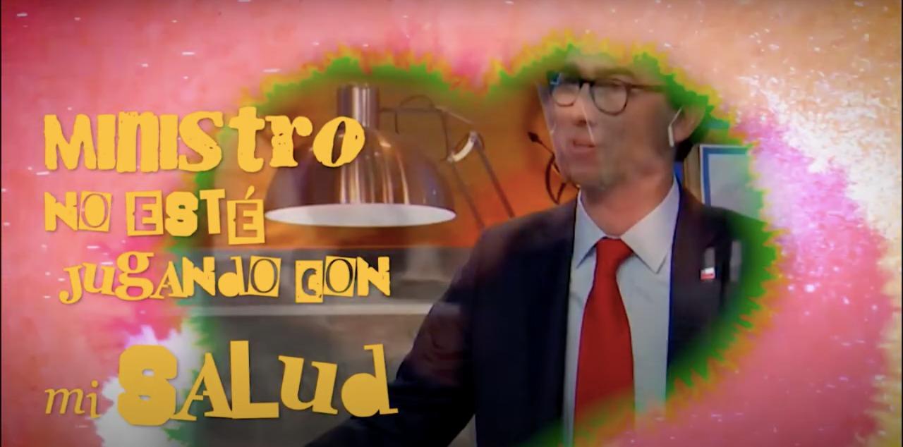 El hilarante reggaetón de senador Navarro que busca frenar regreso a clases
