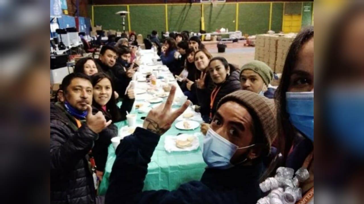 Fiscalía indaga fiesta de cumpleaños en gimnasio municipal de Quillota