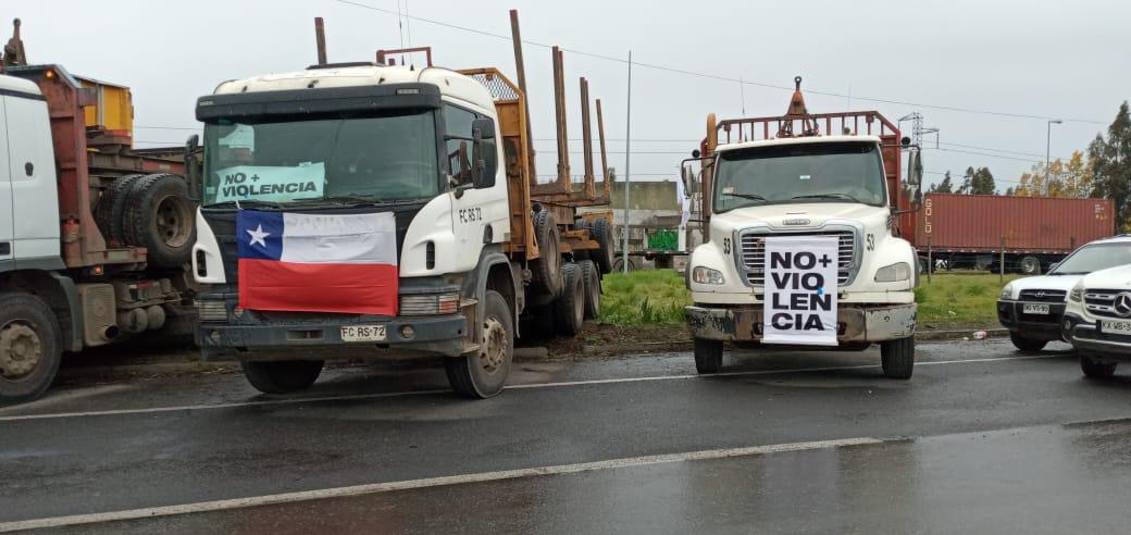 Apenas un 36,2% aprueba paro camionero según encuesta Pulso Ciudadano