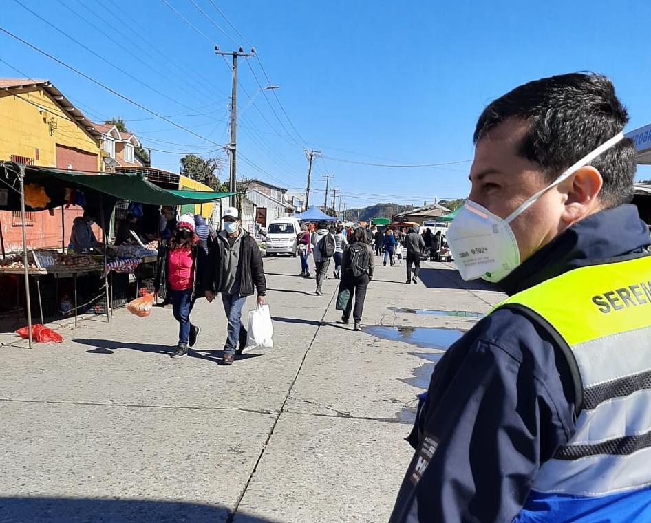 Hualqui se suma y ya son 7 comunas en cuarentena en el Gran Concepción