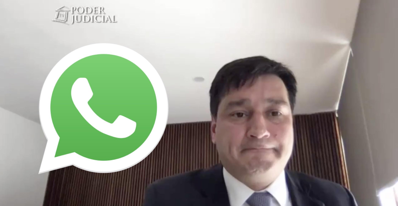 «Es la mejor jueza que te pudo tocar»: El WhatsApp que se le filtró al abogado de Nano