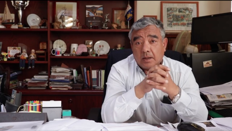 Formalizan al alcalde de Quirihue por bloquear acceso a la comuna a  pacientes Covid-19