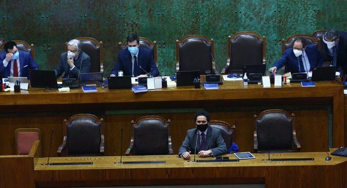 'Plebiscito Seguro' fue despachado por el Congreso y está listo para ser ley