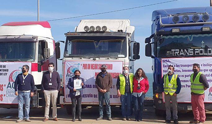 «No tenemos Presidente»: Camioneros del Sur alzan la voz y confirman movilizaciones para el jueves