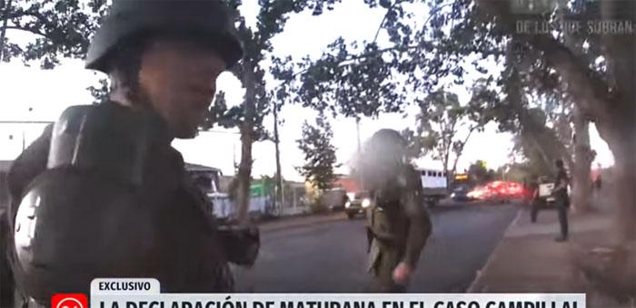 Caso Fabiola Campillai: Prisión preventiva para excarabinero acusado de dejarla ciega