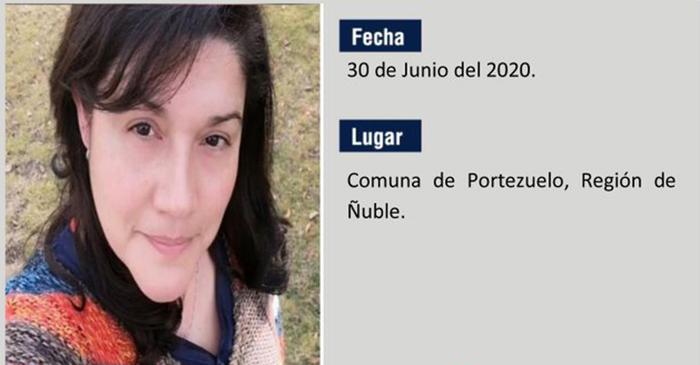 Máxima alerta por desaparición de mujer en Ñuble: hijo revela misterioso WhatsApp