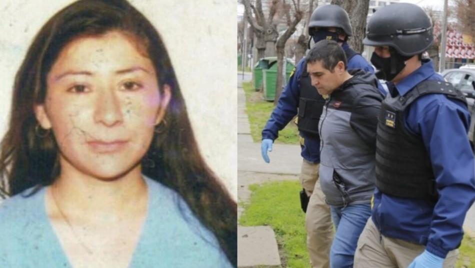 10 años desaparecida lleva esposa del autor intelectual de sicariato en Concón