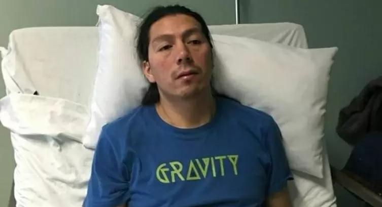 Celestino Córdova depone huelga de hambre: fue autorizado para ir a rewe