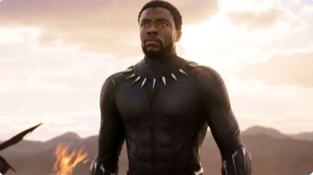 'Wakanda por siempre': muere Chadwick Boseman, protagonista de 'Black Panther'.