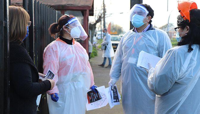 «Un ejemplo para Chile»: Coronel entregará bono a trabajadores de la salud municipal