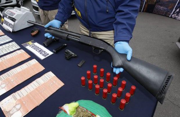 Más de 200 kilos de droga y tráfico de armas: PDI desarticula a peligrosa banda trasnacional