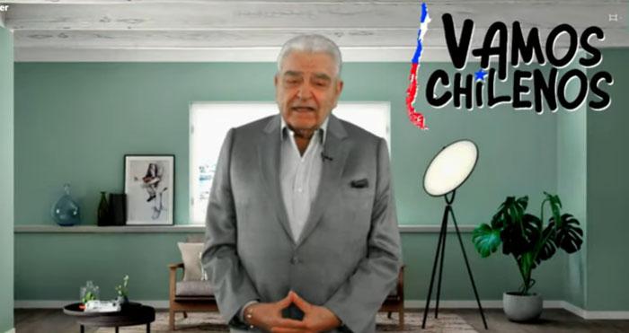 Cruzada solidaria 'Vamos Chilenos' confirma primeros horarios de transmisión