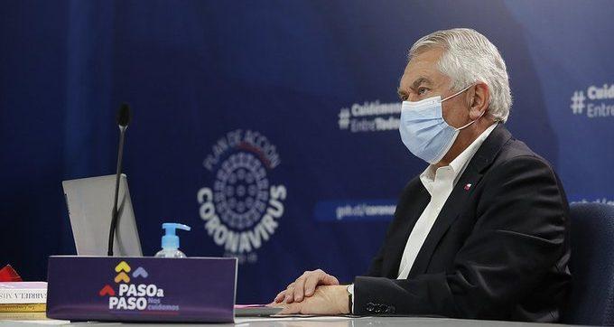 Reporte diario Covid-19: se registra un alza en los contagios y 93 fallecidos