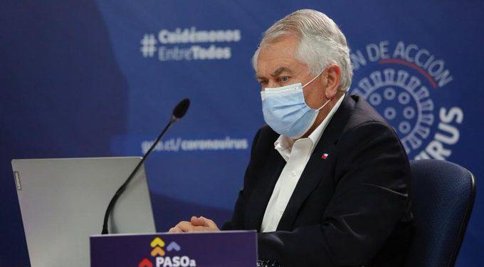 Reporte diario Covid-19: 1.556 nuevos contagios y 61 fallecidos en el país.