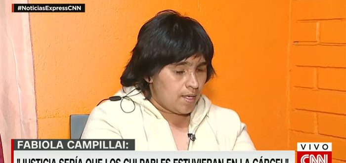 Detienen a excapitán de Carabineros imputado por el caso de Fabiola Campillai