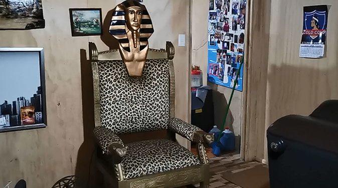 Hasta una 'Silla de faraón': el millonario patrimonio de banda de narcos desarticulada en Concepción