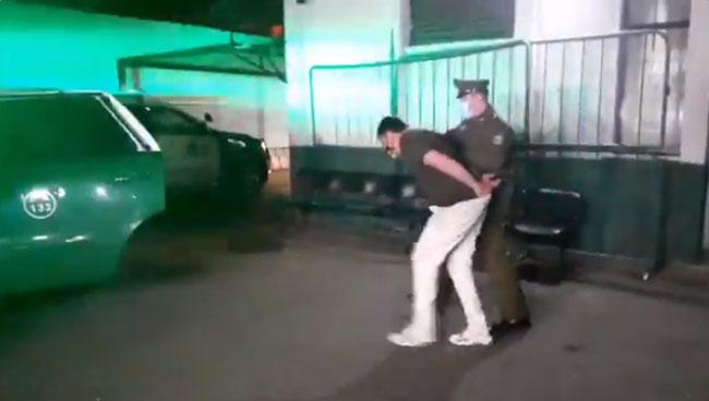 Detienen a sujeto que escaló una casa para intentar asesinar a su expareja