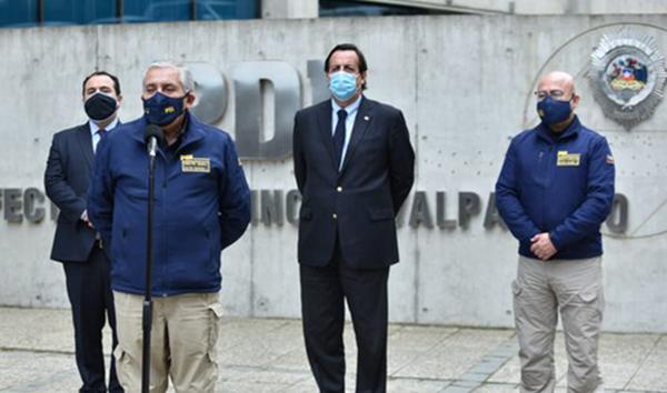 Detienen a presunto autor intelectual de asesinato 'por encargo' de empresario en Concón