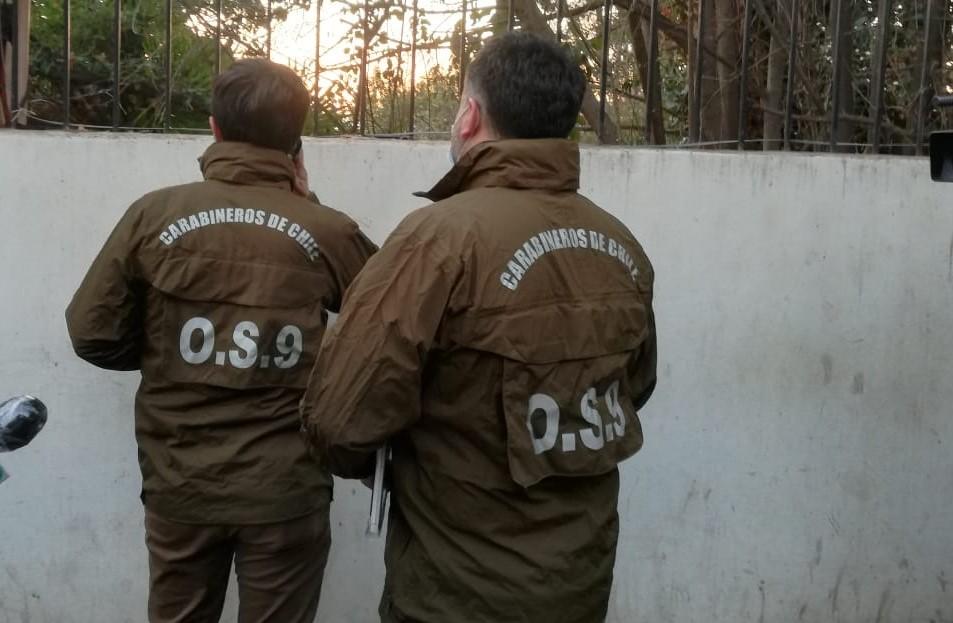 Nano Calderon queda en custodia de Carabineros: Será formalizado este martes